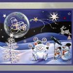 Tableau de Noël