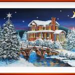 Tableau de Noël numéro 2