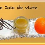 """Baume """"Joie de vivre"""""""