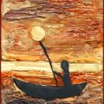 """Savon   """"le pêcheur de lune"""" (Faites un voeu)"""