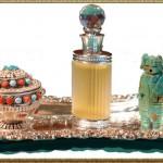 Parfum de la déesse ; teinture de bois de oud