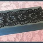 Savon (SAF) dentelle et argile bleue cambrienne